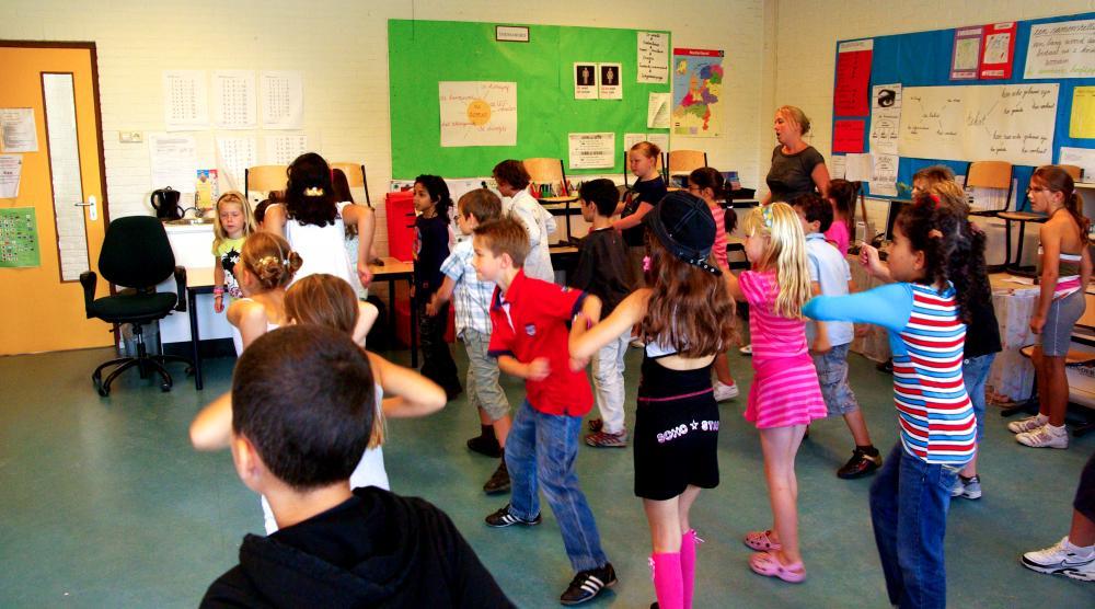 Slide 1: Workshop Kidsdance