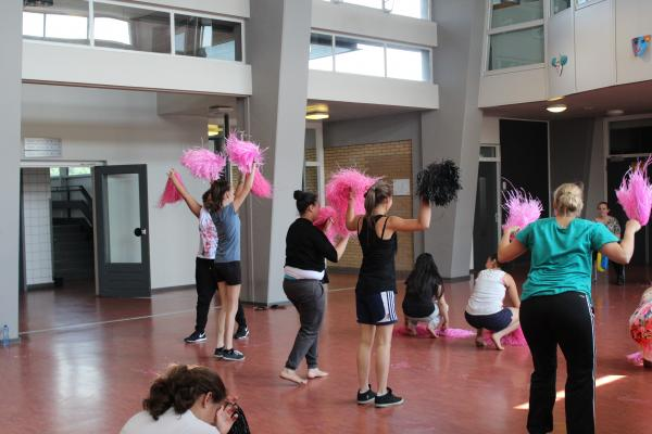 Workshop Cheerleading Genk