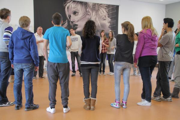 Workshop Theatersport Genk