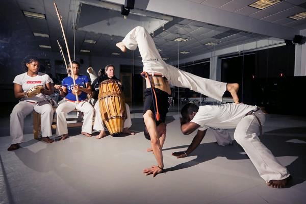 Workshop Capoeira Genk