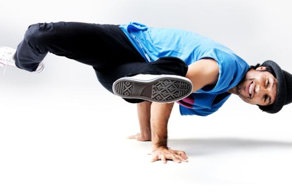 Workshop Breakdance Genk